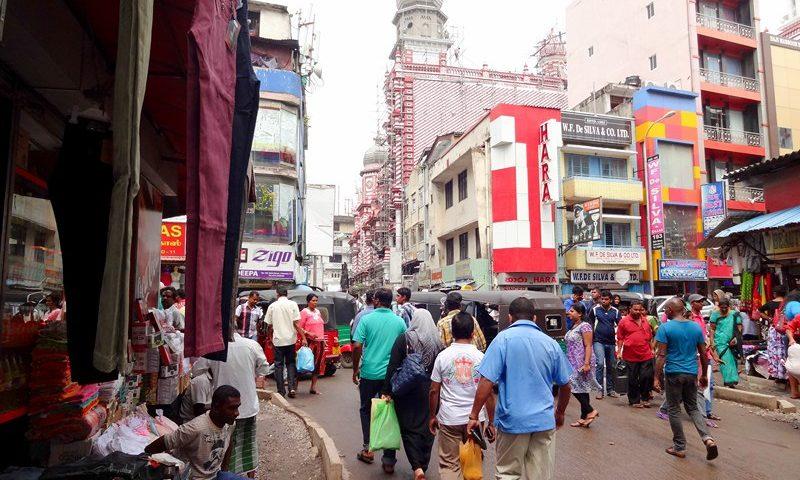 colombo city tour shopping visit negombo