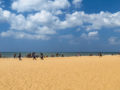 Negombo Beach play