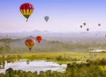 Heißluftballon sri lanka